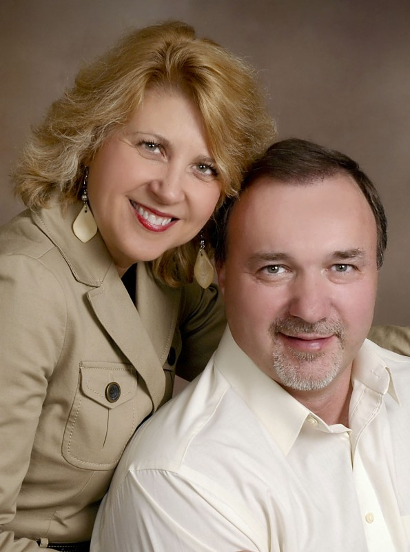 Diana Ketterman and Dr. Timothy Thorne