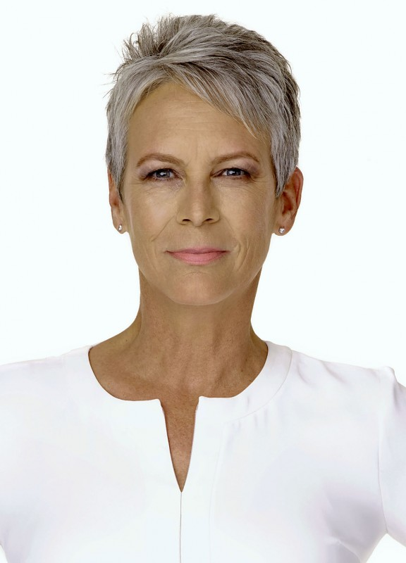 Jamie Lee Curtis  photo by Andrew Eccles