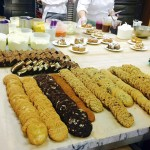 Cody Fitchett's class made 13 varieties of cookies and 13 varieties of ice cream this past week. Courtesy photo