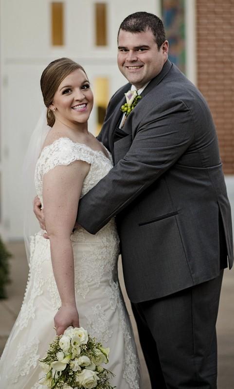 Mary Amanda Bryant and Joshua Hadden Culp