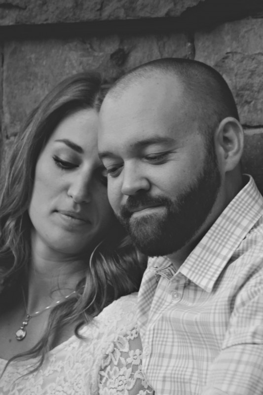 Sara Baxter and Jonathan Weitman