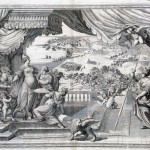 """""""The Republic of Venice at War,"""" circa 1690, and attributed to the famous Franciscan cartographer Vincenzo Coronelli.  Courtesy photo"""
