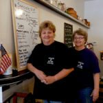 Sharon and Jackie Ferguson are the owners of the Queen Street Diner, which opened in Strasburg on May 13. Located at 728 E. Queen St., the restaurant is open seven days a week and boasts a menu of classic diner fare as well as breakfast all day. Hilary Legge/Daily