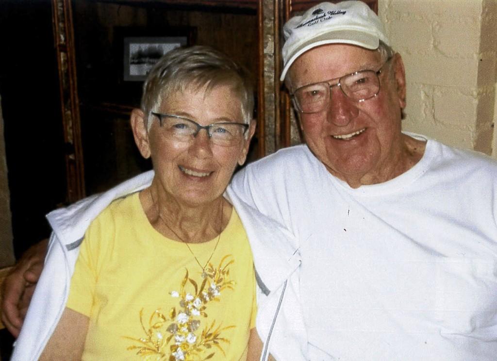 Wayne and Jane Frakes. Courtesy photo
