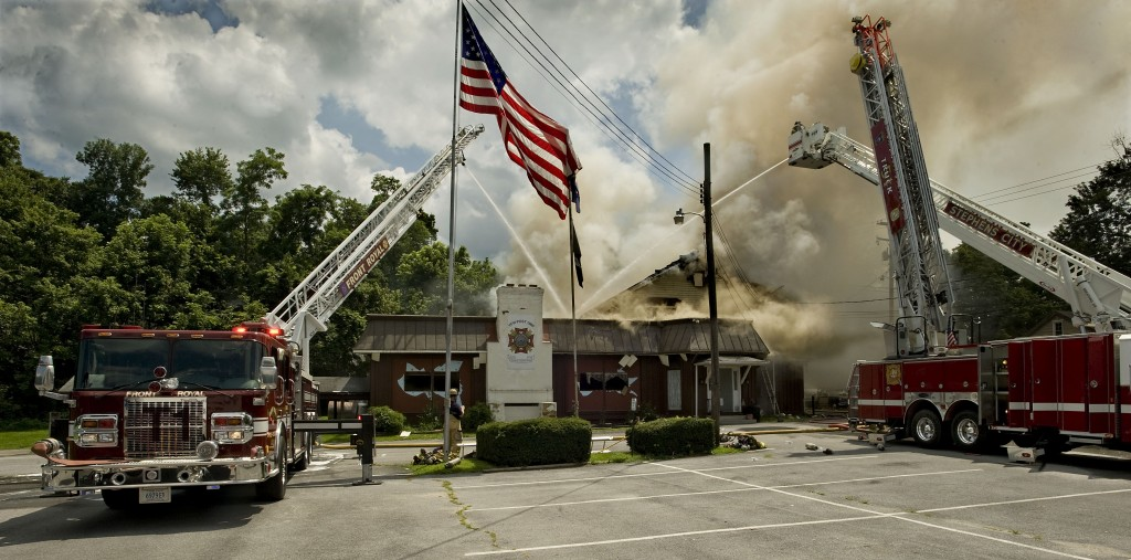 Vfw trying to rebuild after fire news sports jobs How much to build a house in northern virginia
