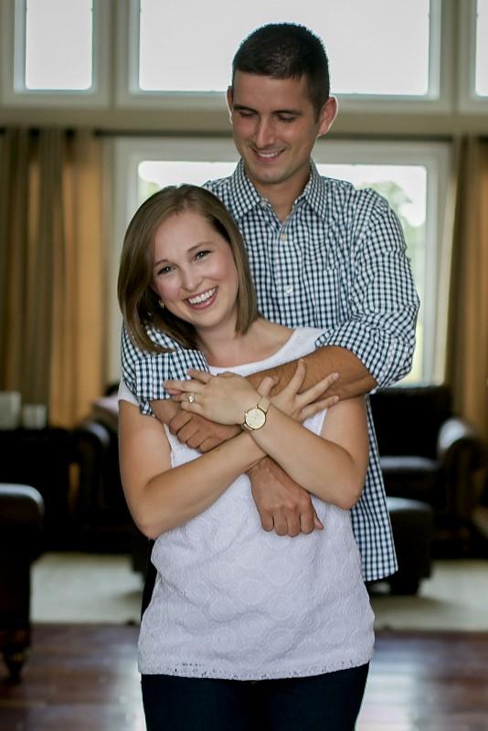 Alexandra Brown and  Brandon Taylor
