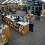A man is caught on surveilance video taking a Christmas Jar from a Dover, Ohio, library in  September. The suspect returned a portion of the estimated $1,000 taken with an apology note in the library's drop box.  A suspect has been arrested in the case. Surveillance photo