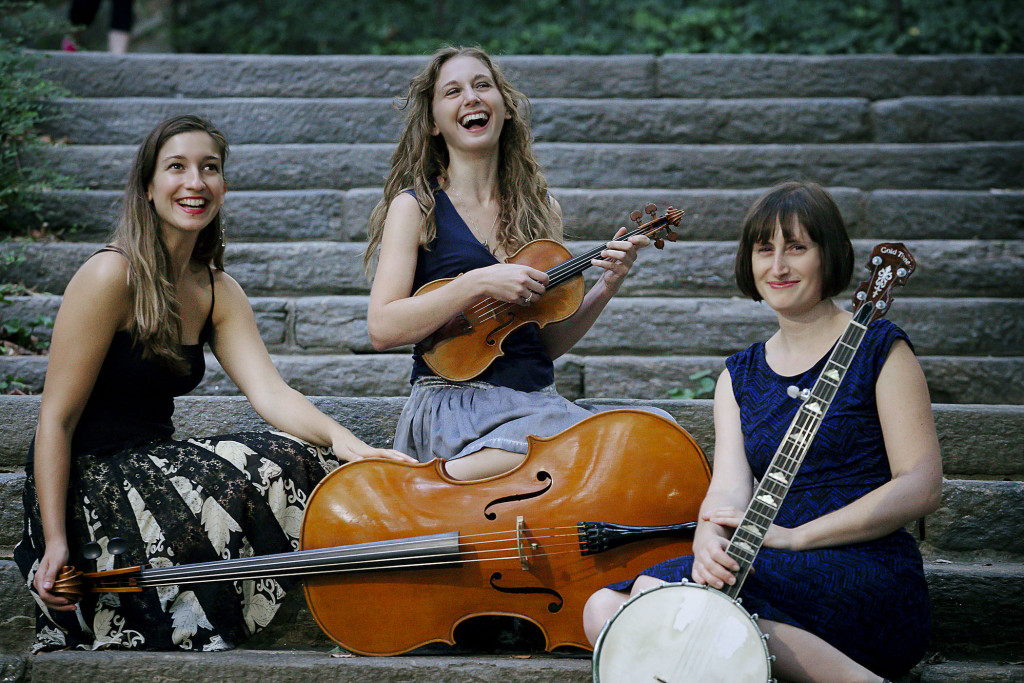 """Louisville, Kentucky-based folk band Harpeth Rising will be hitting Bright Box Theater while touring for their 2015 album, """"Shifted."""" Photo courtesy of Da Ping Luo"""