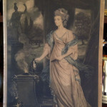This is a 1782 engraving of Lady Charlotte Talbot by Valentine Green. Courtesy photo