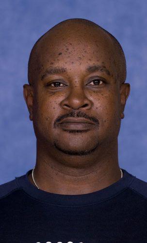 Bryan Scott -- Girls Basketball Coach Central High School  Rich Cooley/Daily