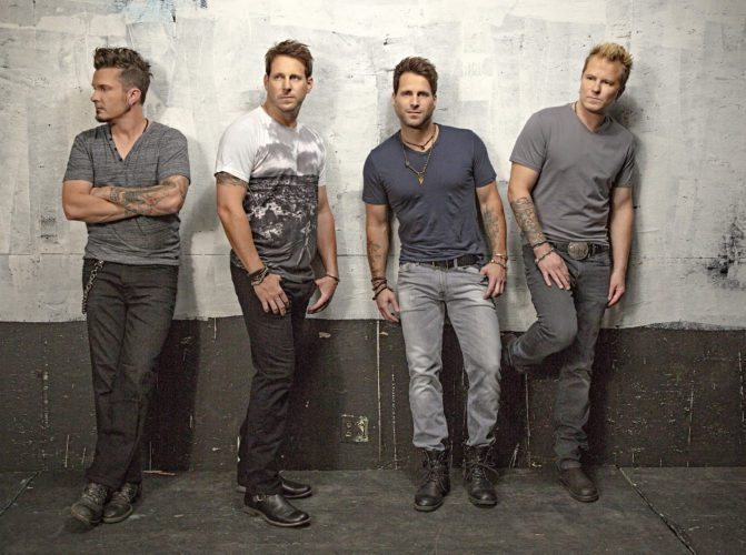 "Parmalee will play their new single ""Roots"" during at the Shenandoah Apple Blossom Festival's RAM Truck Country Music Party on Saturday. Photo courtesy of Joseph Llanes"