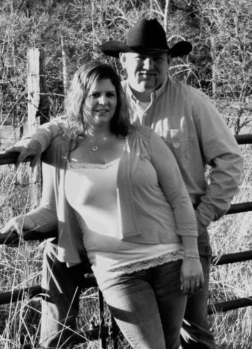 Nicole Braithwaite and Christopher Pangle