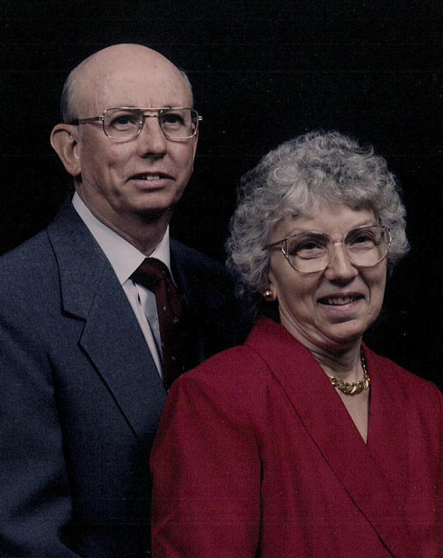 Gordon and Ruth Miller