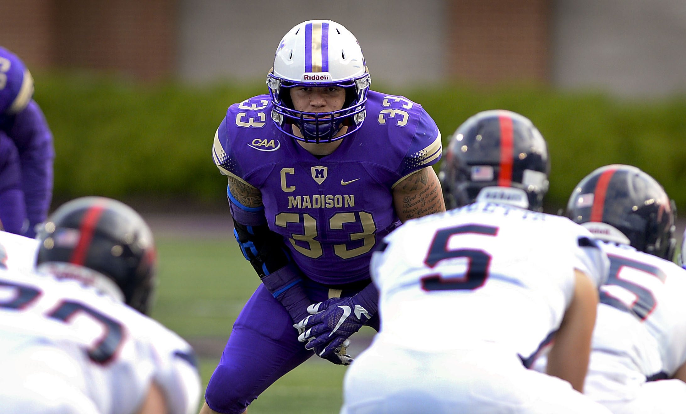 JMU's Mike Houston 'offered' FBS job, is 'interested ...