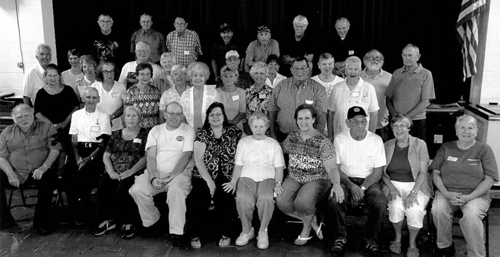 Reliance Elementary School reunion