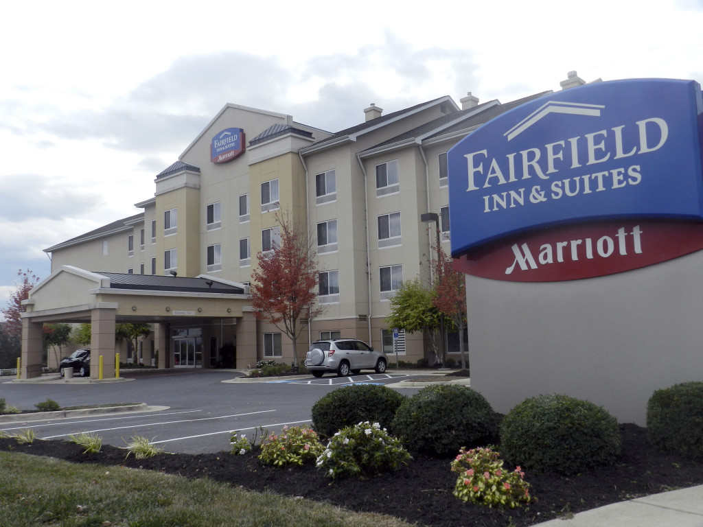 Fairfield Inn and Suites, 33760 Old Valley Pike, Strasburg, has been sold for $6.25 million to a company based in Chester. Nathan Budryk/Daily