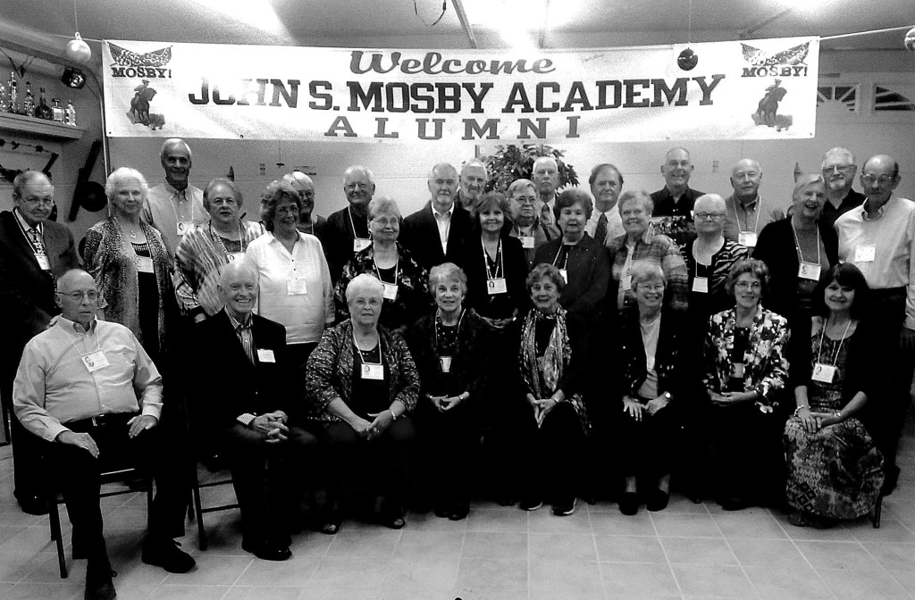 John S. Mosby Academy class of 1961