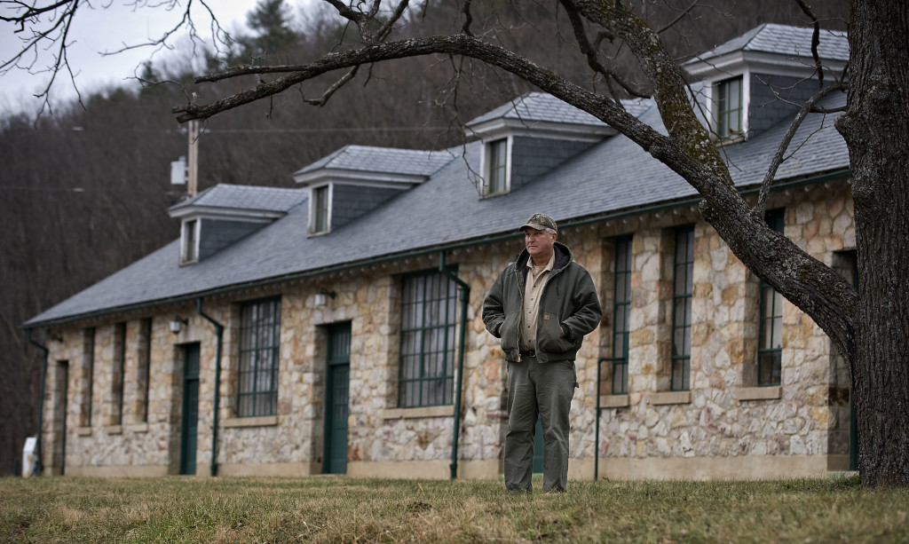 Deal could expand decades old fish hatchery news sports for Virginia fish hatchery