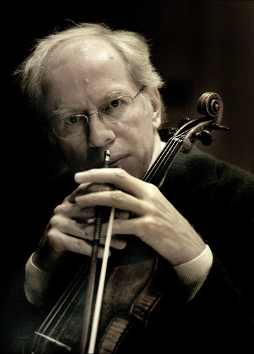 Gidon Kremer violinist  and his chamber orchestra will  perform at Shenandoah  Conservatory on Tuesday. Courtesy photo