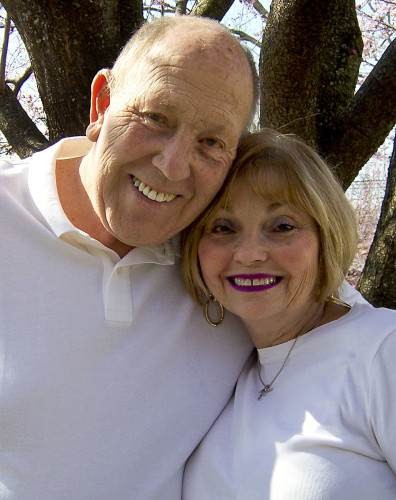George Cline Sr. and Pam Brown, of Front Royal, have announced their engagement. A July wedding is planned. Courtesy photo