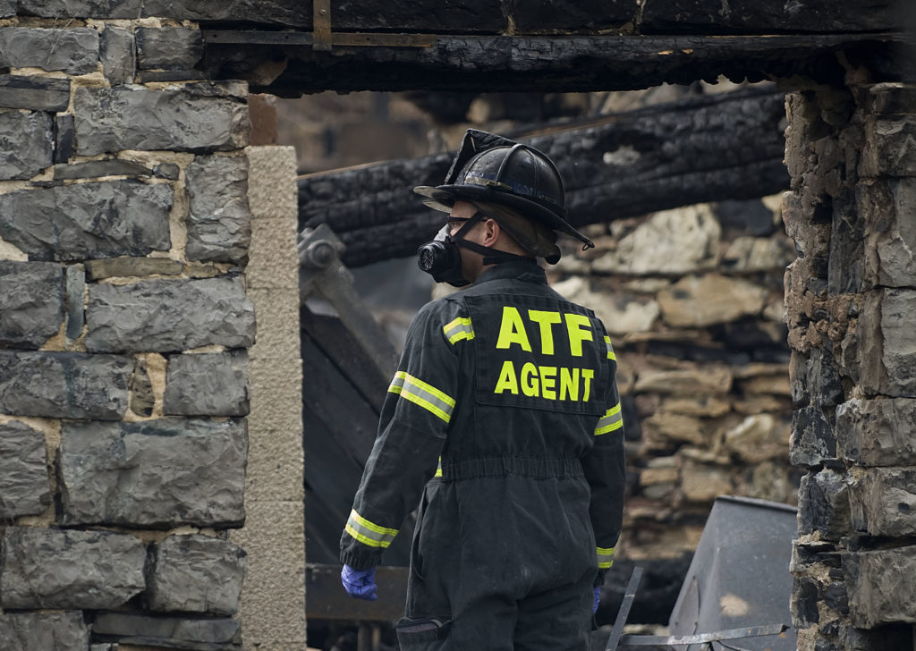 Fire Guts Historic Building Hurts Business News Sports