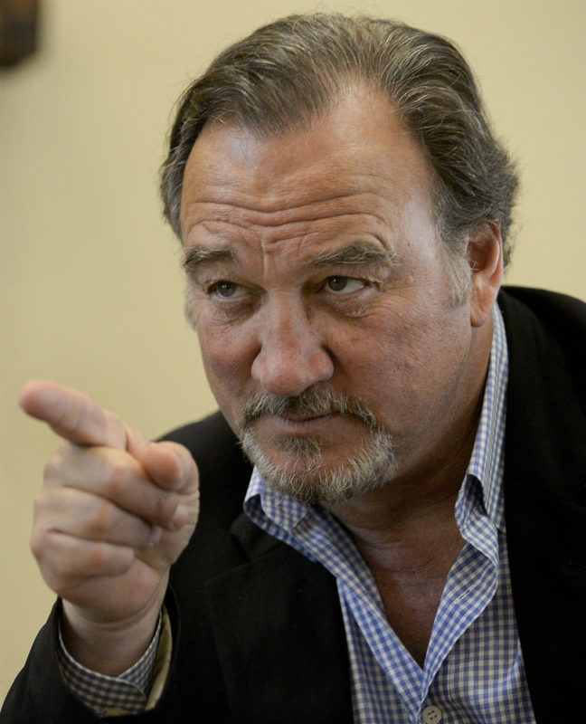 Belushi arrives with a friend's to-do list | News, Sports ...