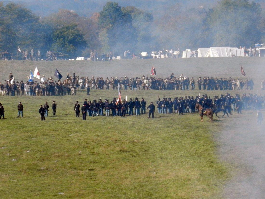 Cedar Creek Battlefield Foundation Cancels Re Enactment: Group Mum On  Reason Why Annual Fall Event Wonu0027t Be Held