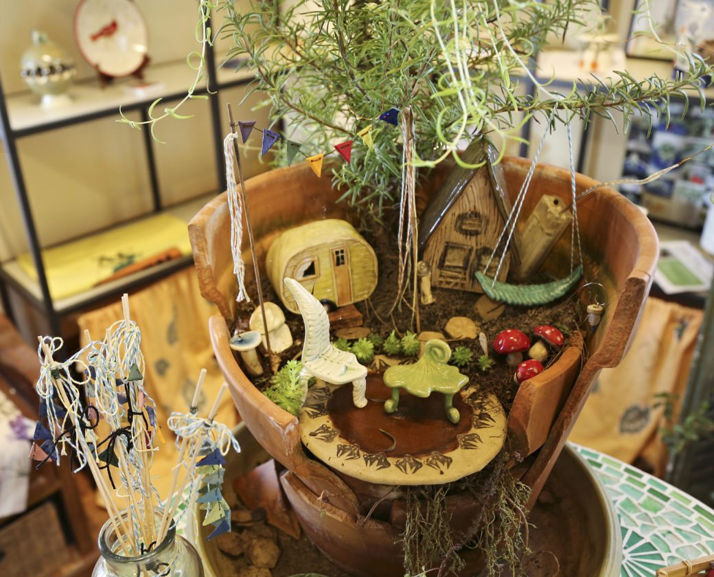 Fairy gardens create magic for all ages | News, Sports, Jobs - The ...