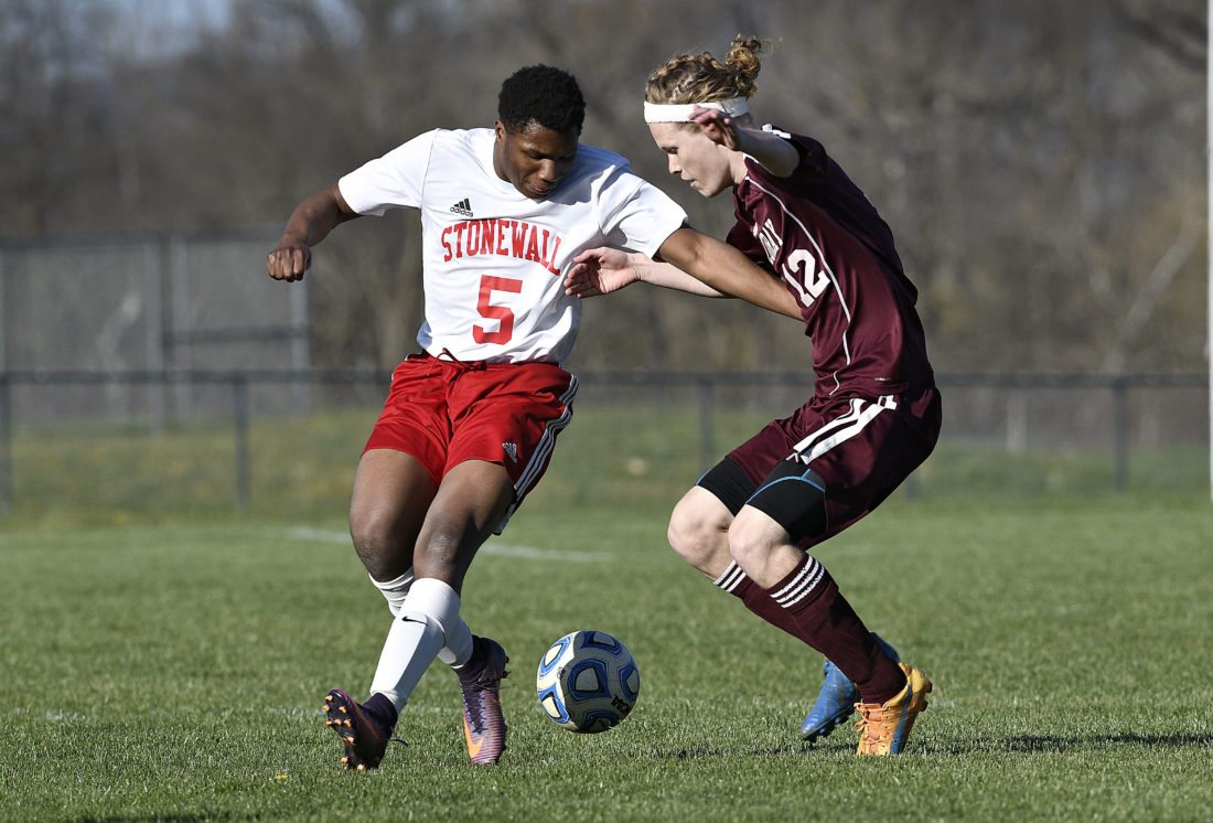 Generals making big improvements this season in boys ... Soccer News