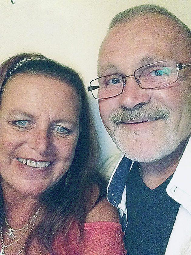 Mr. and Mrs. Michael Brooks