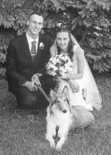 Mr. and Mrs. Jordan Imm