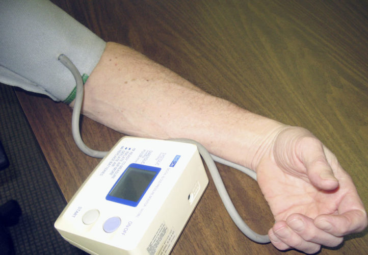 Keeping blood pressure under control is important, particularly when a person has other medical issues such as diabetes.
