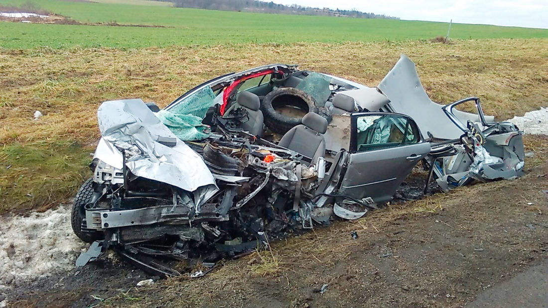 Fatal Collision News Sports Jobs Observer Today