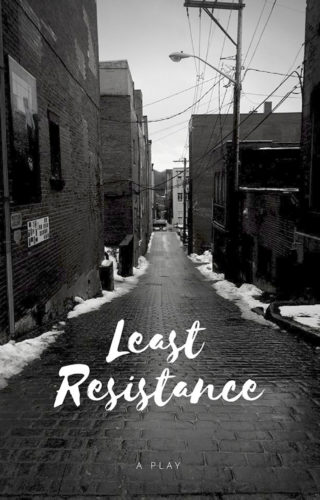 "Submitted Photo Auditions for ""Least Resistance"" will take place Wednesday and Thursday nights."