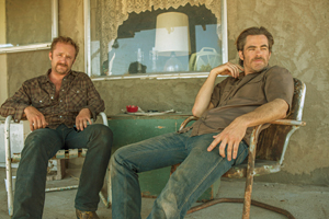 "Submitted Photo ""Hell or High Water"" will be screened Wednesday in Jamestown."