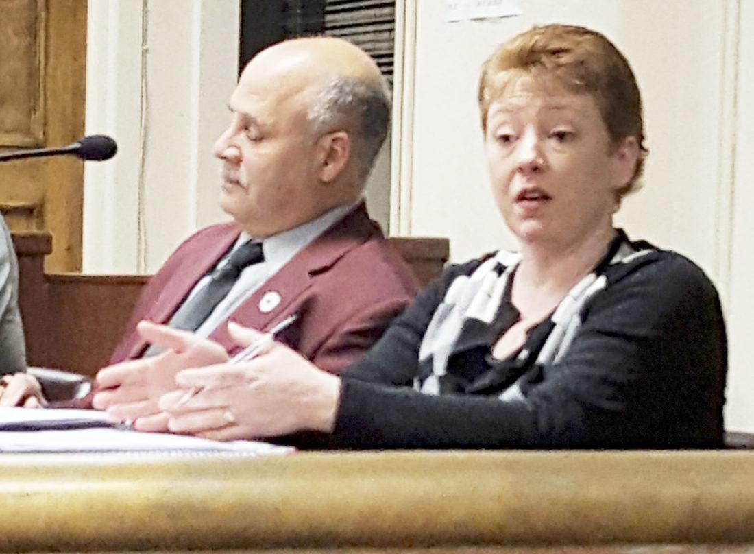 Fourth Ward Councilwoman Stacy Szukala