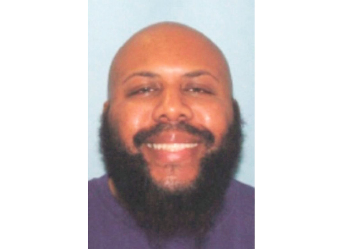 Steve Stephens, after being pursued by Pennsylvania State Police, committed  suicide.