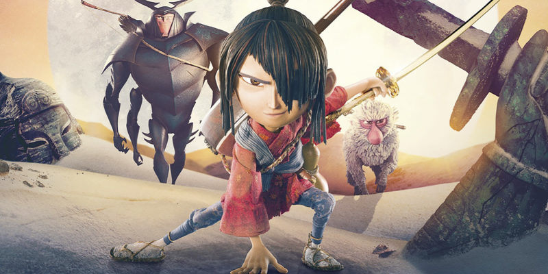 """Submitted Photo """"Kubo and the Two Strings"""" was nominated for an Academy Award."""