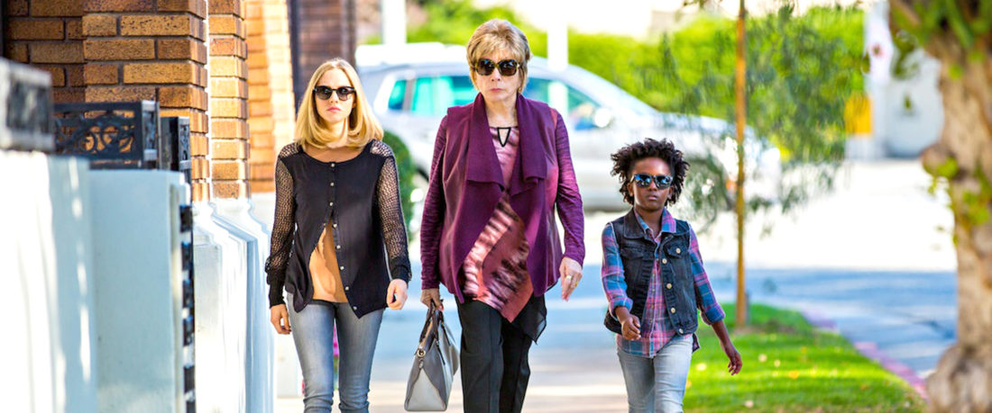 "Submitted Photo: ""The Last Word"" stars Amanda Seyfried, Shirley MacLaine and AnnJewel Lee Dixon."