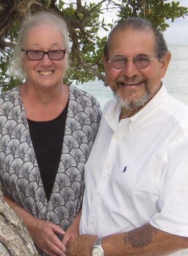 Mr. and Mrs. Sam Mancuso
