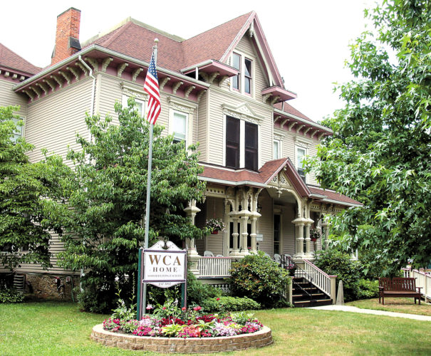 OBSERVER File Photo The WCA Home on Temple Street in Fredonia is marking its 125th anniversary this year with its board of directors looking to collect historical materials to preserve a timeline and narrative of its existence from 1892 to the present.