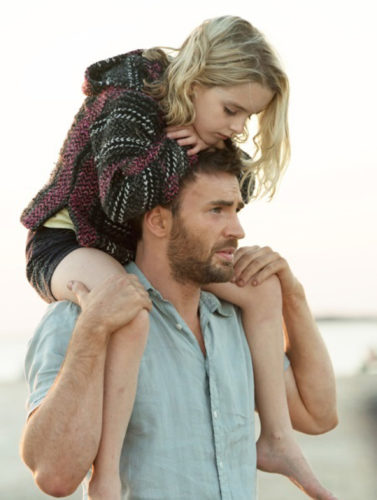 """Submitted Photo: """"Gifted"""" stars Chris Evans and Mckenna Grace."""