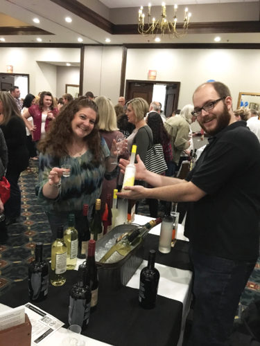 Wineries draw crowd at Chamber's Grape Expectations