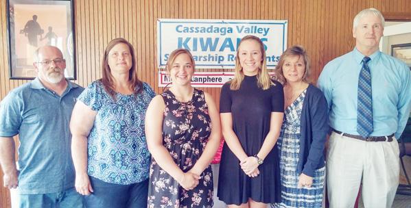 Kiwanis Scholarship Winners