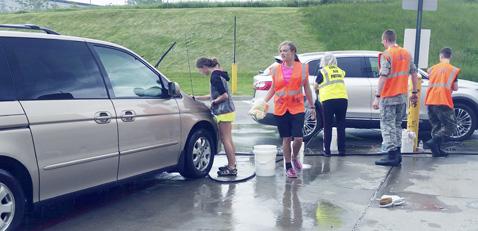 CAP car wash