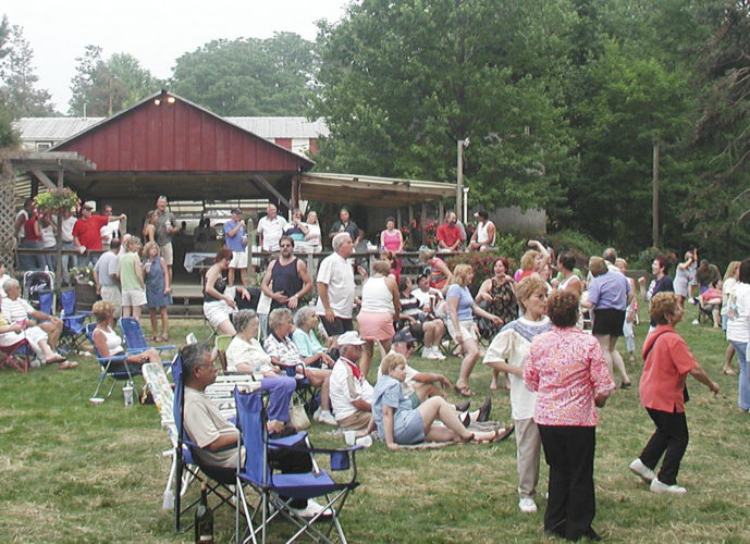 Submitted Photo Merritt Estate Winery's Strawberry Festival runs Saturday and Sunday.