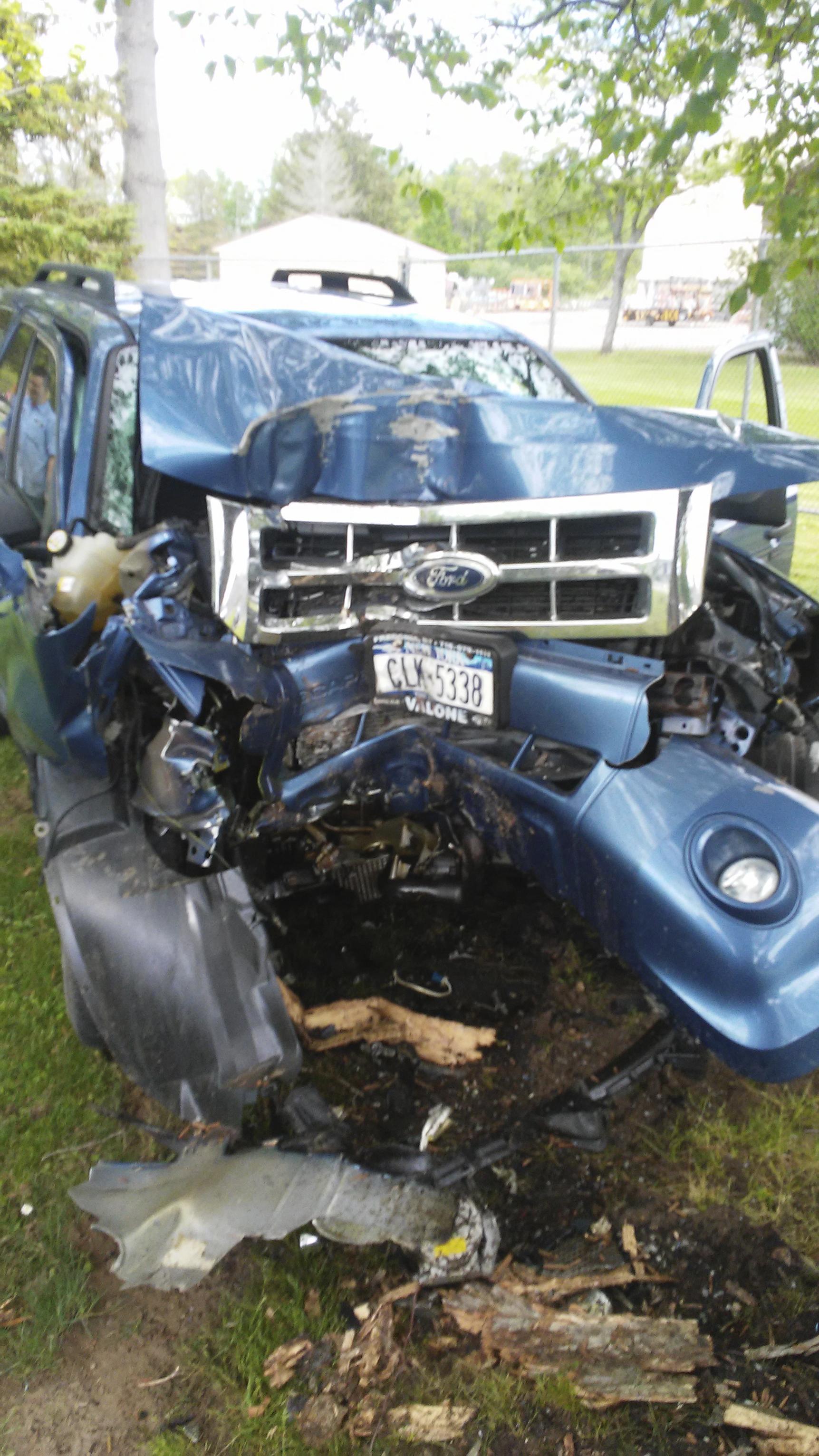 Stockton Car Crash