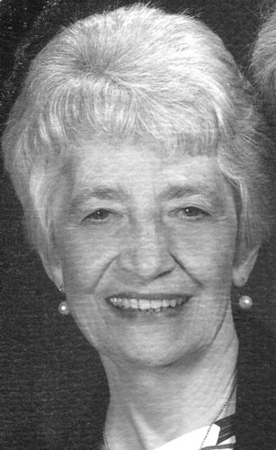 Ruth M. Wilson