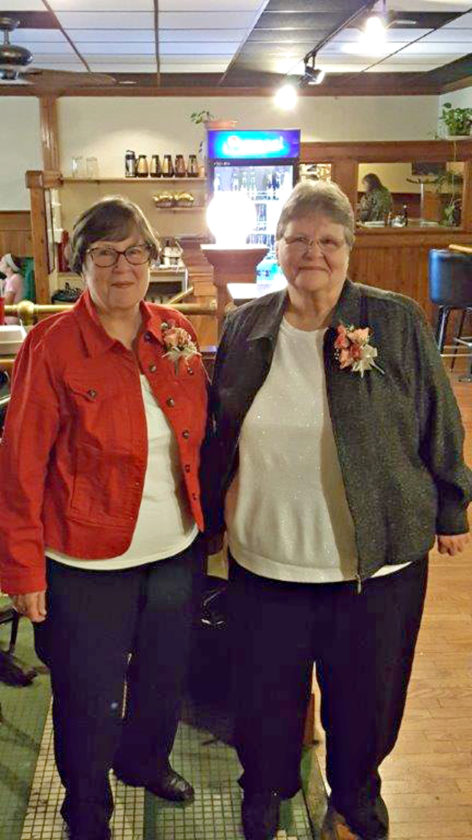 Sheridan Board retirees