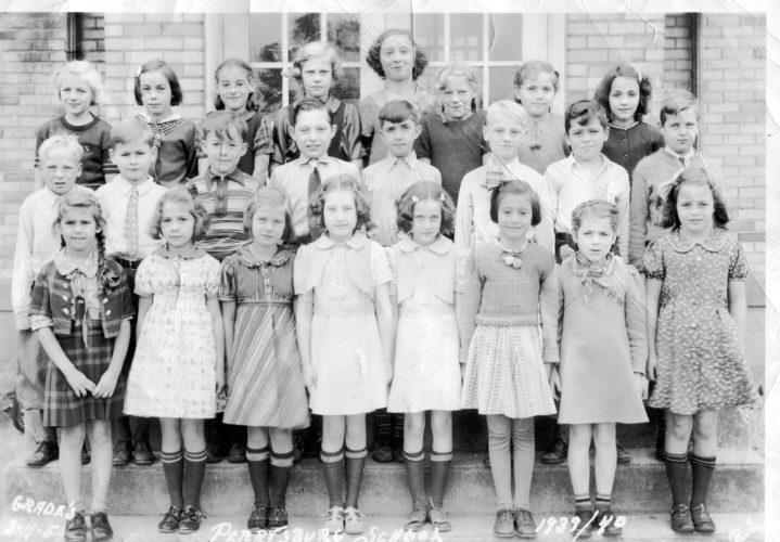 Perrysburg school 39-40